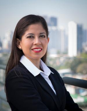 Mariana Chorné  Directora de Tesorería