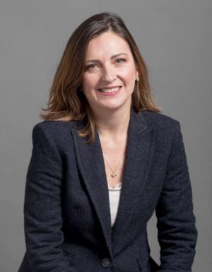 Patricia Tatto  Presidenta y Directora General